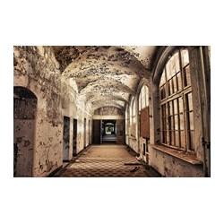 Tableau en verre Corridor